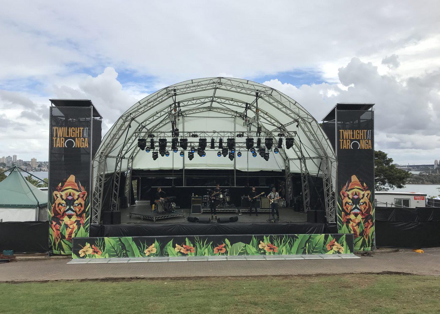 Stageset NZ